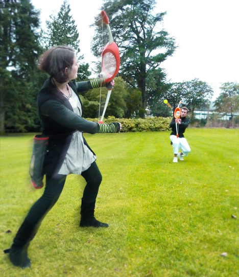 Let's Play Throw and Catch With Cobow