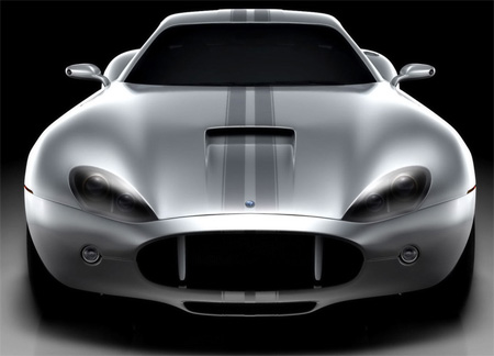 """Cobra Venon V8 with F1-style Alloy """"Protective Cocoon"""" to Keep The Occupants Safe"""