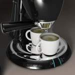 Coffee Machine Concept