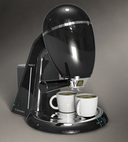combine espresso coffee machine