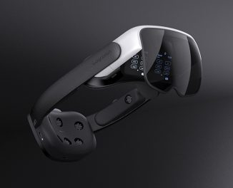 Cognixion ONE AR Headset Can Be Controlled with Your Brain and Voice