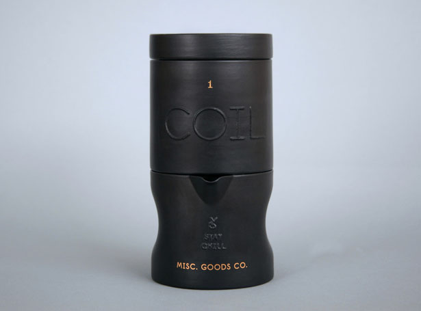 Coil Iced Coffee Maker by Misc. Goods Co.