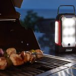Coleman Multi-Panel LED Quad Pro Lantern with Removable LED Panels