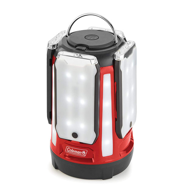 Coleman Multi-Panel LED Quad Pro Lantern