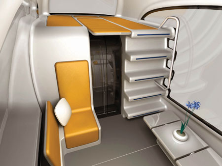Colim Caravan Concept A Cool Combination Of Car And