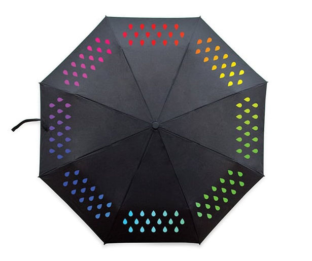 Color Changing Umbrella