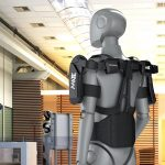 Comau Mate Exoskeleton Eases Repetitive Movements and Increases Work Quality