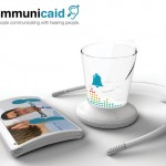 Communicaid System To Faciliate A Communication Between Hearing and Non-Hearing People