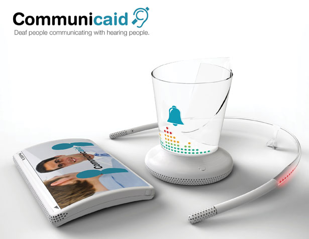 Communicaid System by Jae Pyung Lee