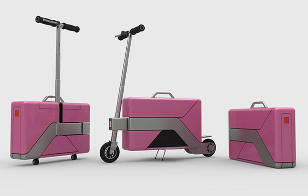 Commute Case by Green Energy Motors