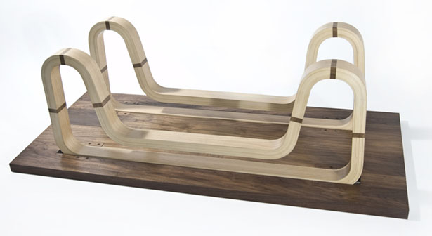 Complect Coffee Table by Matt Finder