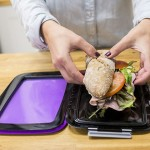 Compleat FoodSkin Flexible Lunchbox Keeps Your Food As Perfect As You Assemble It In The Morning
