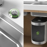 CompostAll as An Alternative to Garbage Disposing System by Frog Design