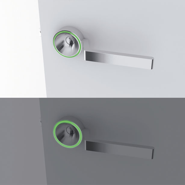 Concave Lock by Poh Liang Hock
