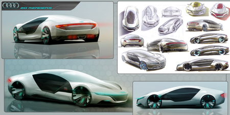 Audi A9 Concept Starts The Competition In The New Created Luxury ...