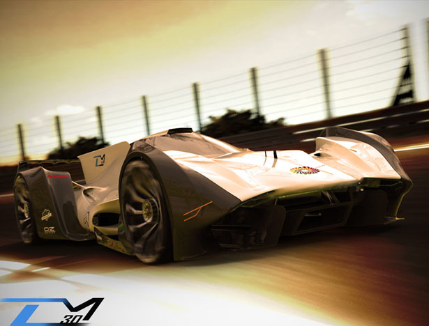 concept car for le mans 2030 by jorge anaguano quijia - Sports Cars 2030