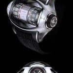Concept Watch By Germain Baillot
