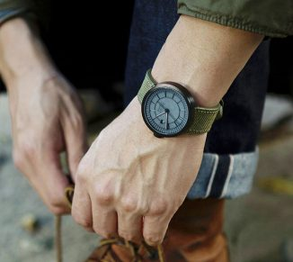 Concrete Sector Watch Field Edition Features Urban Style with Vintage Touch