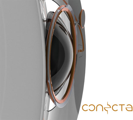 conecta washing machine