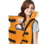 Connect Life Jacket Designed Specially for A Parent and A Baby