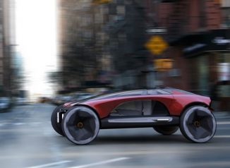 Consol-e Concept Car Wants to Bring Virtual Racing Game Experience to Real Life