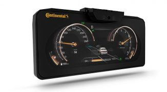 Continental Autostereoscopic 3D Technology Brings 3D Display in Car Dashboard