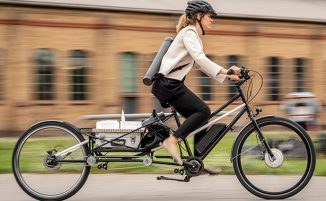 Convercycle 2-in-1 City and Cargo eBike for Modern Everyday Life