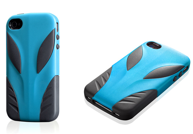Coolous Alien iPhone 4 Case by Li Qing and Hu Dandan