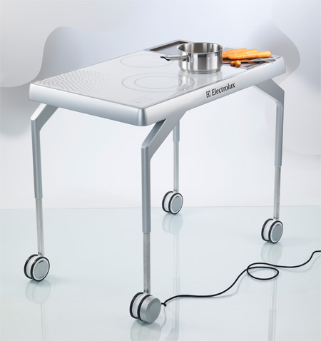 """""""Coox"""" : Flexibility for Diverse and Complex Generation Cooking Table"""