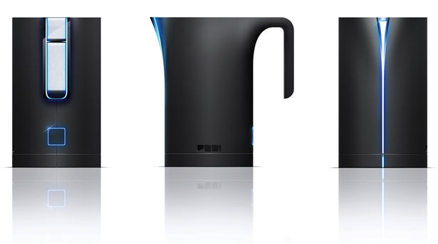 Cordless Kettle by HJC Design