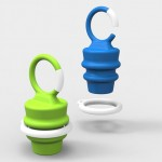 Cork It : Concept Sealing Clip by Rishabh Patni