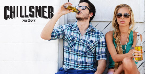 Corkcicle Chillsner Beer Chiller Is Great News for Beer Lovers