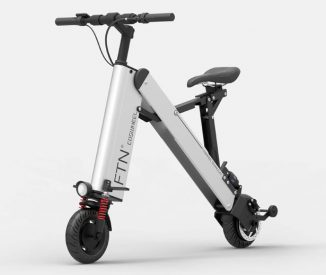 Coswheel FTN eBike : Modern Personal Vehicle to Commute in Urban Environment