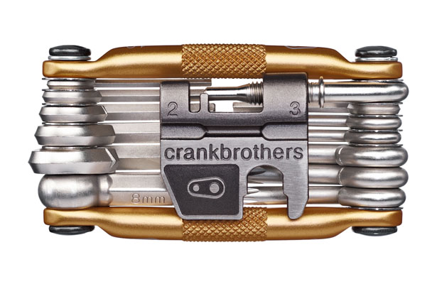 Crank Brothers m19 Multi Bicycle Tool with 19 Functions