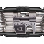 Crank Brothers m19 Multi Bicycle Tool Is A Great Touring Companion
