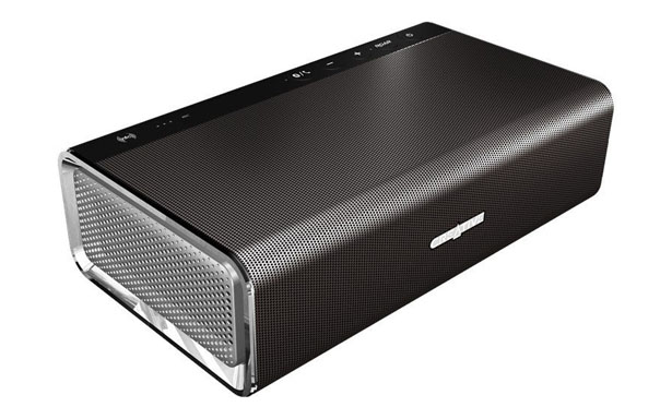Creative Sound Blaster Roar Bluetooth Wireless Speaker - Portable NFC Bluetooth Wireless Speaker with aptX/AAC. 5 Drivers, Built-in Subwoofer