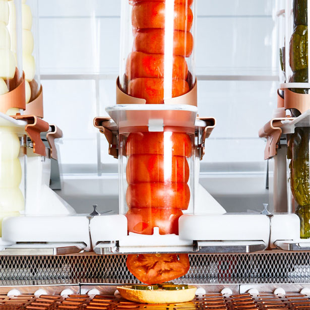 Creator's Burger Robot Sells Burgers for 6 Bucks