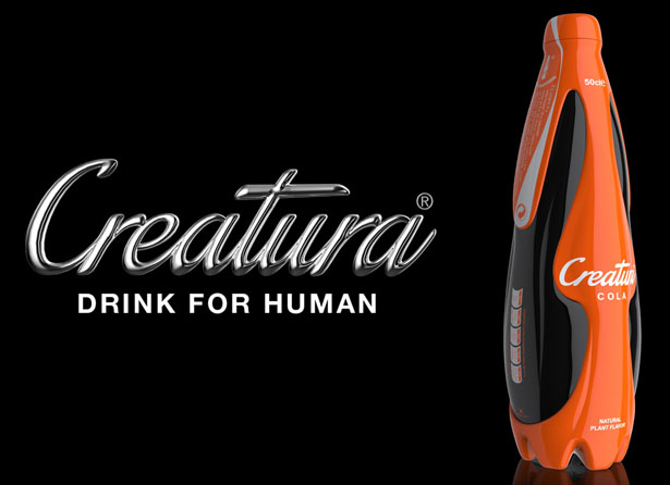 Creatura Drink for Human by Jerome Olivet