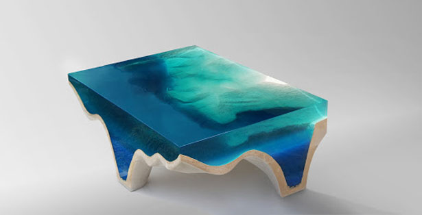 Crete Table by Eduard Locota
