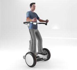 CrickIT Personal Transport Aid Is A Good Alternative for Mobility and Logistics