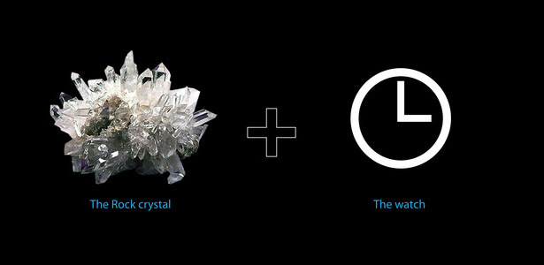 Cristal Watch by Anatoly