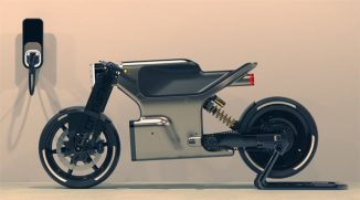 CRTWRKS Moto – Futuristic Motorcycle Concept Provides Both Digital and Physical Experience for Rider