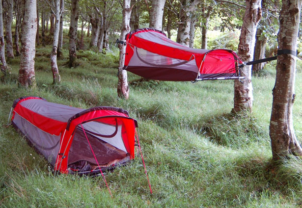 Crua Hybrid Travel Tent by Crua Outdoors
