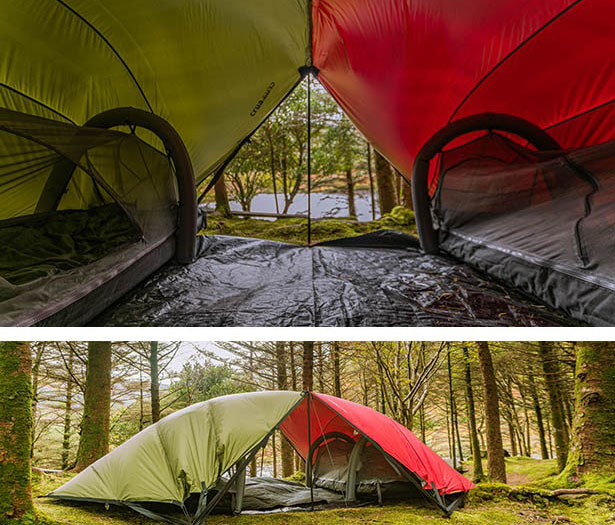 Crua Modus: 6-in-1 Camping System Fits in Your Bag