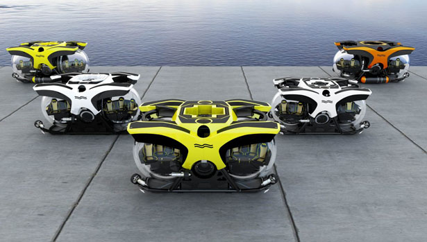 Cruise Sub Series by U-Boat Worx