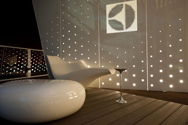 Cube : Exclusive Temporary Dining Concept by Electrolux