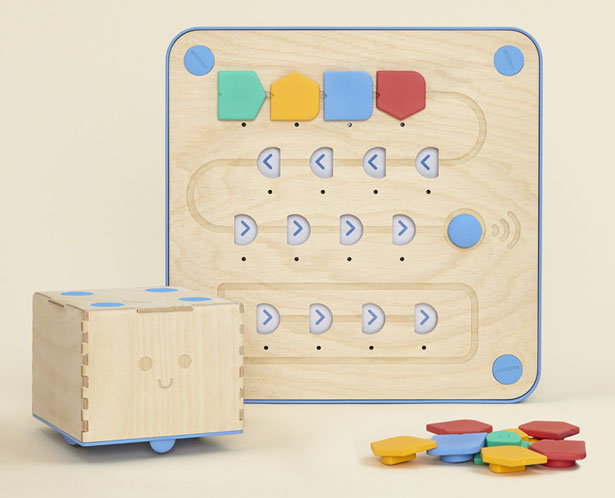 Cubetto Playset Toy - Hands on Coding for Children