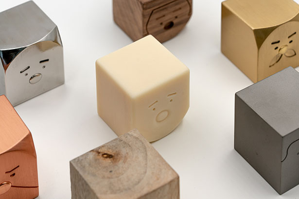 Cubio Family - Aromatic Objects by Napp Studio & Architects