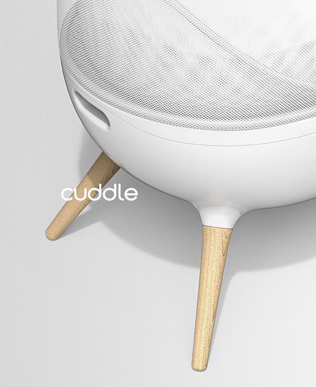 Cuddle Smart Crib