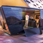 Culinary Coach : Futuristic Mobile Food Truck Requires Less Human Intervention
